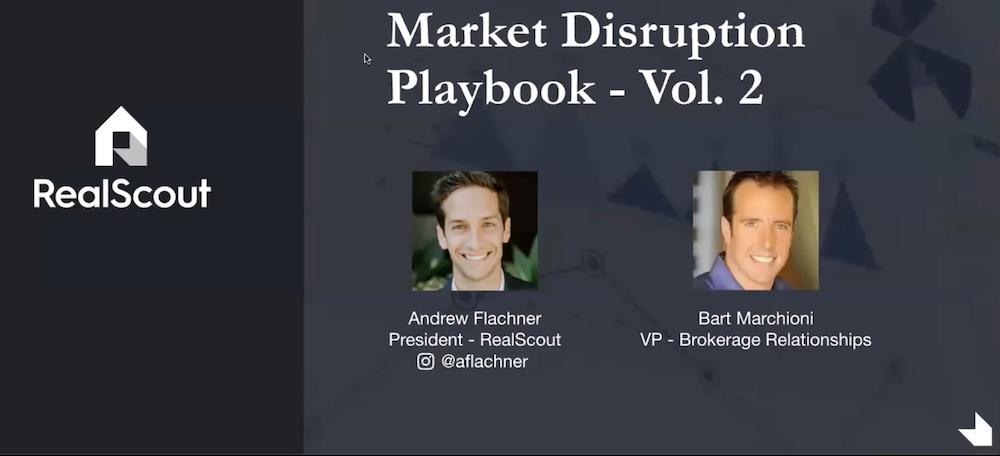 Market Disruption Playbook - Vol 2: Building Seller Confidence
