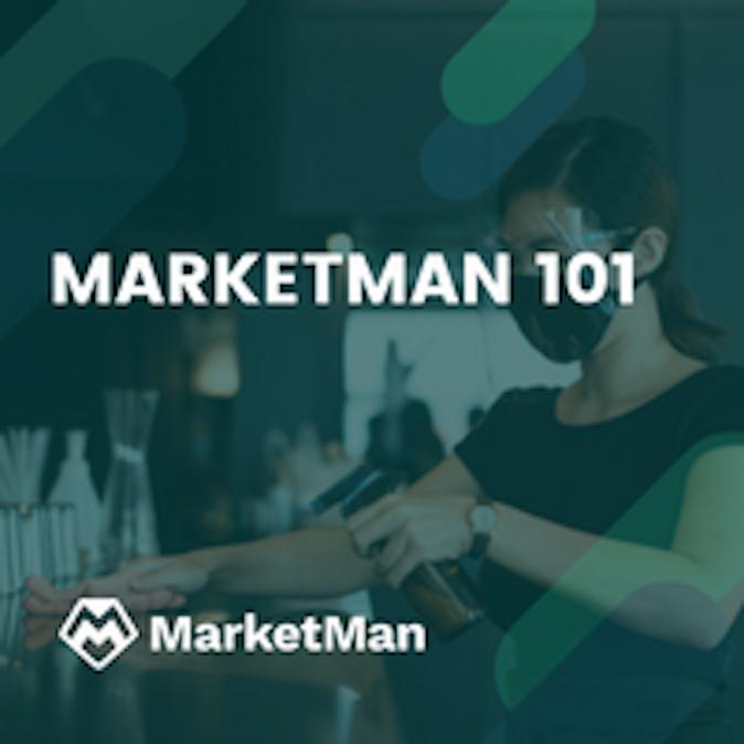 MarketMan Training 1