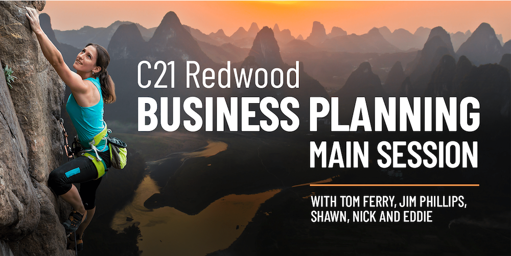 Redwood 2021 Business Planning Main Session