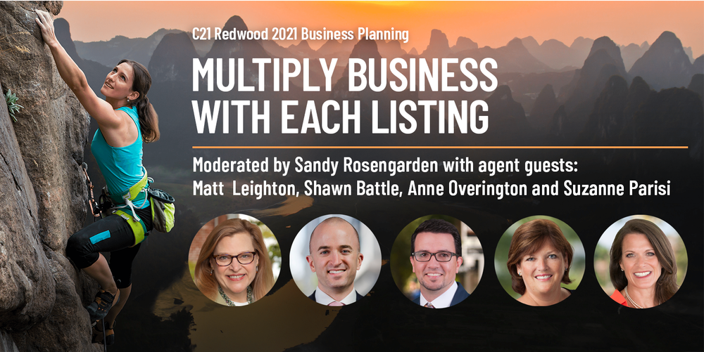 Multiply Business with Each Listing Breakout Session