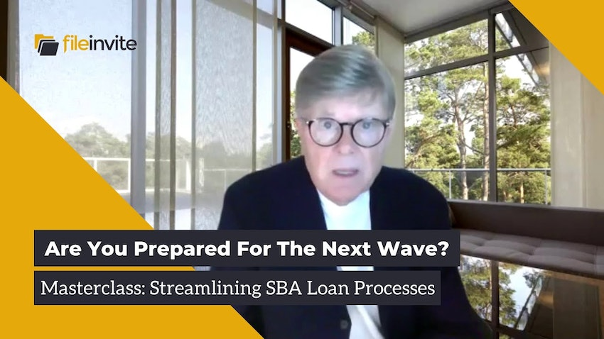Masterclass: Streamlining SBA Loan Processes, With Tony Brevard, 7(a) Funding Group