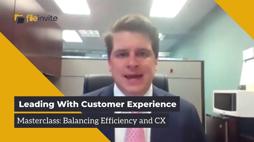 Masterclass: Balancing Efficiency and CX though peak demand
