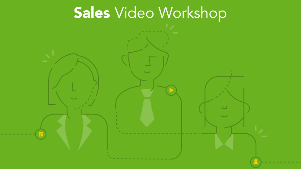 Sales Video Workshop