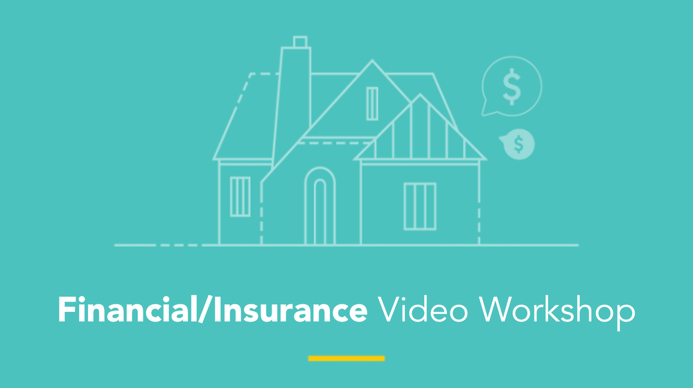 Financial & Insurance Video Workshop